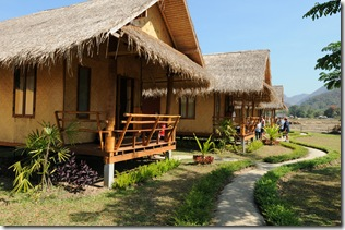 chalets in Pai